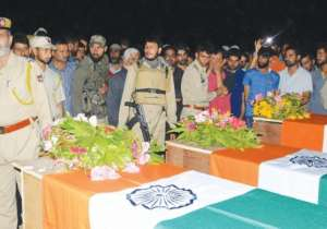 Achabal ambush: 'Just imagine youself in your grave', slain J&K cop Feroz Dar