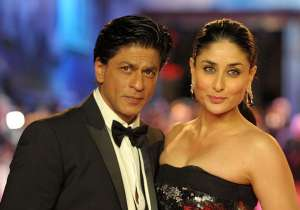 Kareena Kapoor Khan, Shah Rukh Khan- India Tv