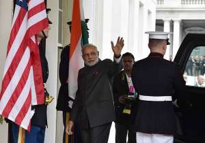 Civil nuclear deal will be part of Modi-Trump discussions,- India Tv