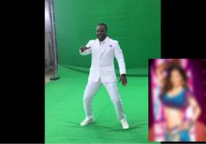 chris gayle dance challenge sunny leone- India Tv