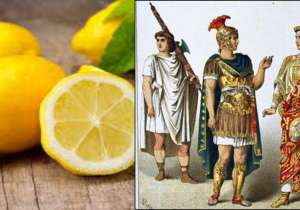 India TV, lemons, ancient romans