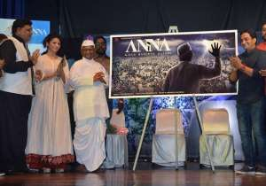 'Anna': Like the man himself, Anna Hazare's biopic means well