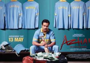 Azhar movie review: Emraan Hashmi excels, the biopic fails- India Tv