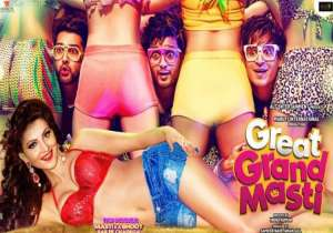 Great Grand Masti review: Riteish, Vivek and Aftab starrer- India Tv