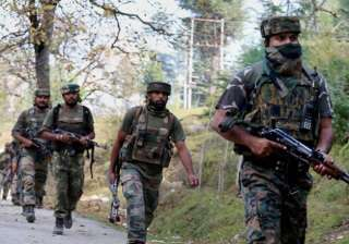 Two jawans martyred, two terrorists killed as...