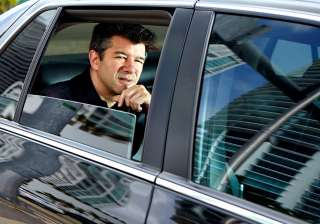 Uber CEO Traivs Kalanick stepped down on Tuesday...