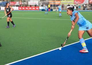 Hockey: New Zealand beat Indian 4-1 in series...