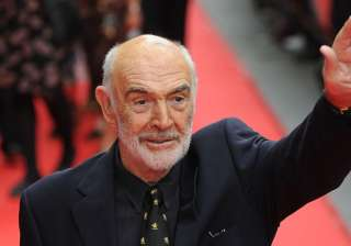Sir Sean Connery US open