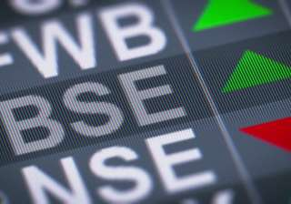 While BSE Sensex climbed as much as 358 points to...