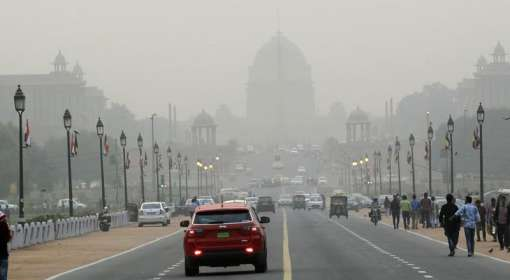 Air quality in Delhi best in over a month: CPCB