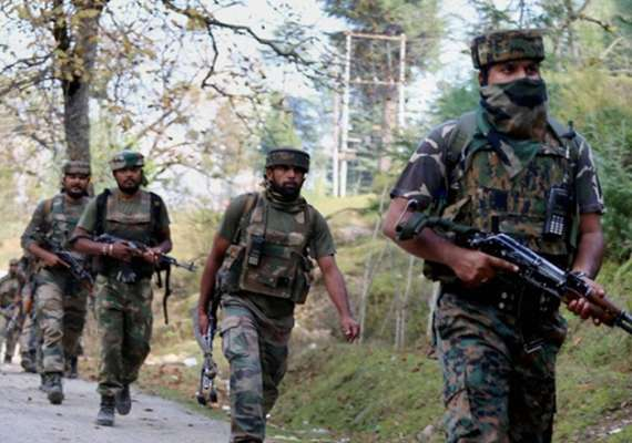 Two jawans martyred, two terrorists killed as Army foils- India Tv