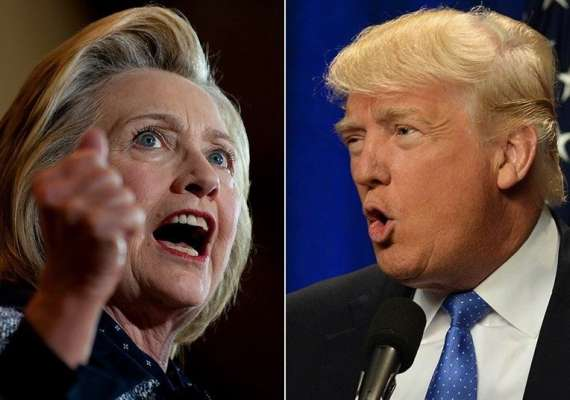 Live: Hillary Clinton vs Donald Trump in first US- India Tv