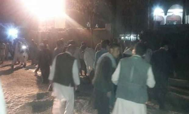 Suicide bomber targets Shiite mosque in Kabul