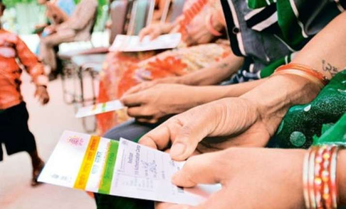 Aadhar Bill passed