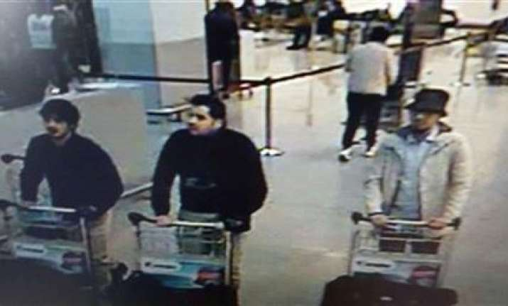 Brussels attack suspects