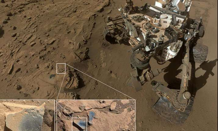 mars rover new discovery - photo #35