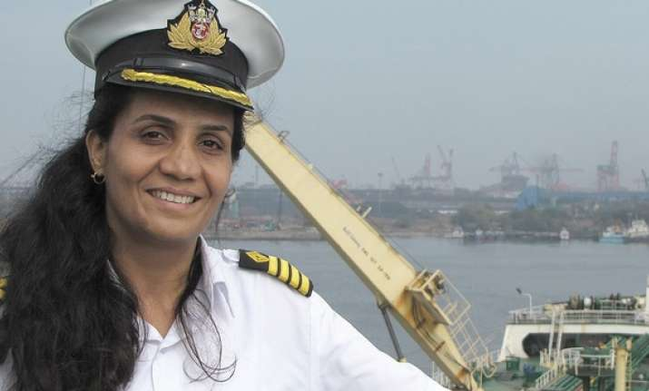 Indian Captain Radhika Menon Is First Woman To Get Bravery