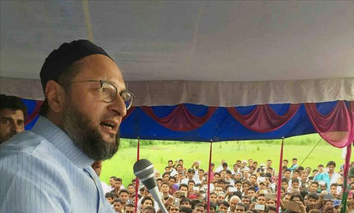 Owaisi contended that the questionnaire is loaded in favour