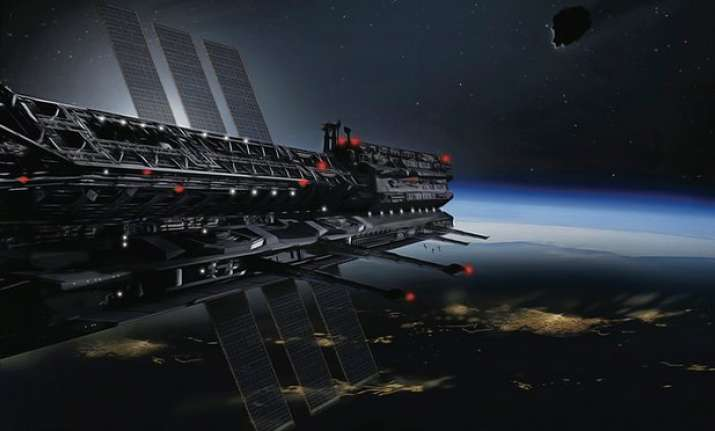 First nation space station plan unveiled