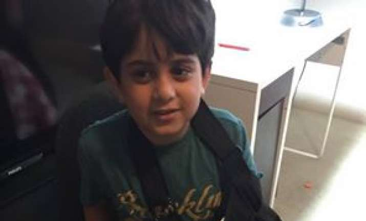 Child thrashed for being Muslim in US