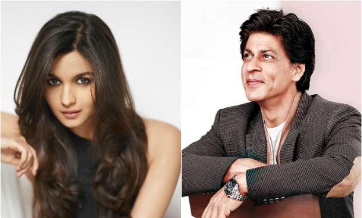 Alia asks SRK why Mondays can't be happy; here's what
