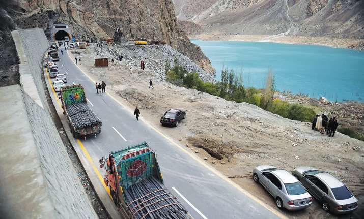 China, Pakistan to modernise vital rail link to speed up