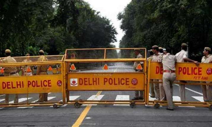 Attempts made by Pakistan to hack Delhi Police website go