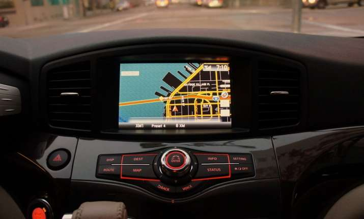 GPS, Researchers, Navigation System, Wi-Fi