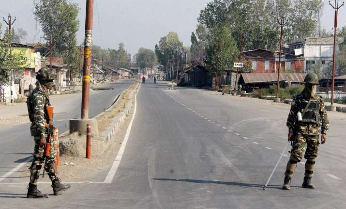 Baramulla, terror hideouts, Chinese flags