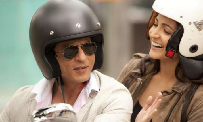 SRK posts sweet 'miss you' message for Anushka