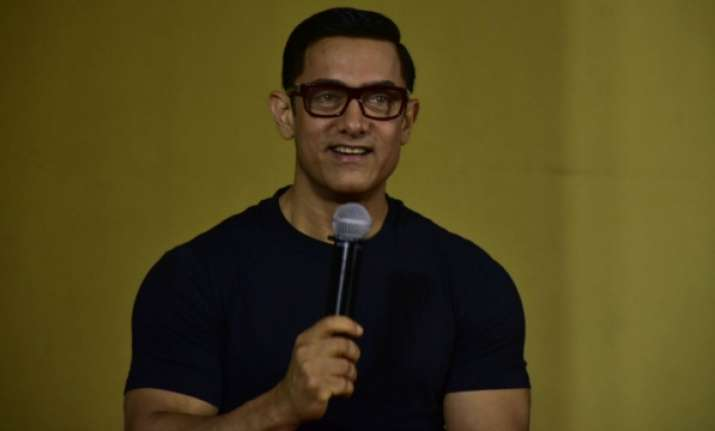 Aamir Khan to miss Coldplay's India concert for 'Dangal'
