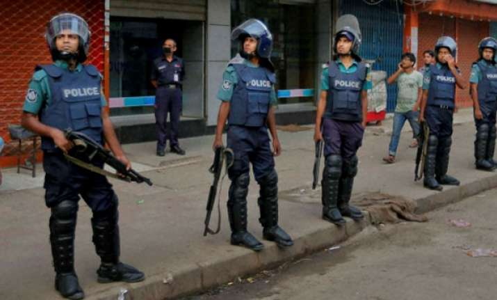Alleged mastermind of attack on Hindu temples in Bangladesh