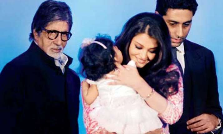 Abhishek Bachchan gets candid about Aaradhya, Big B and