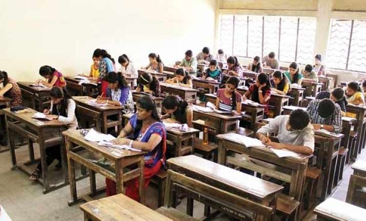 Students defy separatists' diktat, 99 pc appear for class