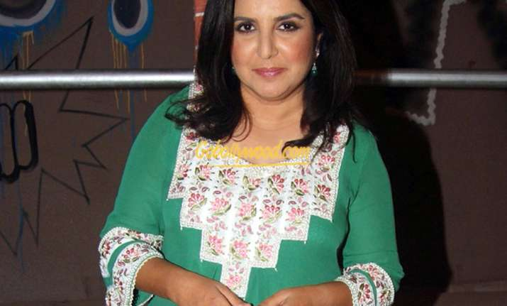 Farah Khan is 'too busy' to complete her girl power
