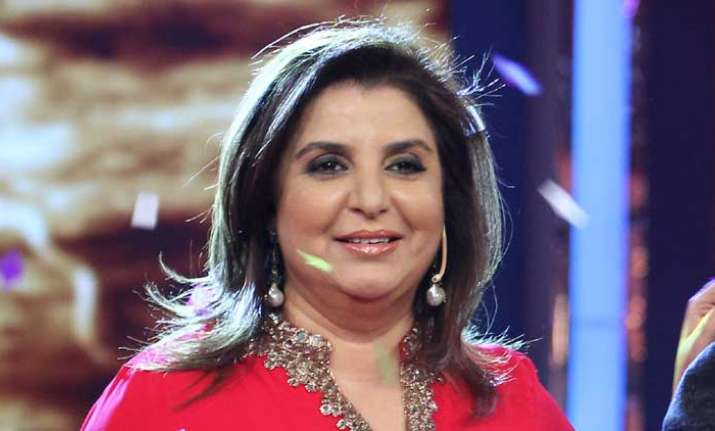 Farah Khan- India Tv