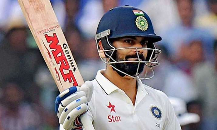 Virat reaches career-best fourth in ICC rankings