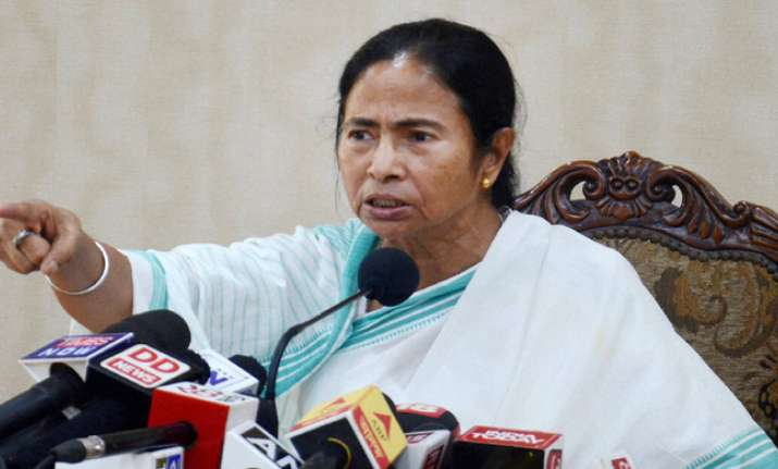 Mamata Banerjee had accused PM Modi of pushing India into a