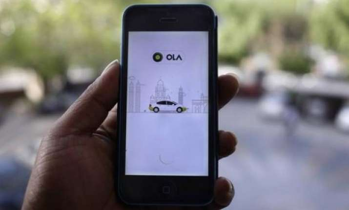 Ola, Cab Services. Users, App, Demonetisation Move