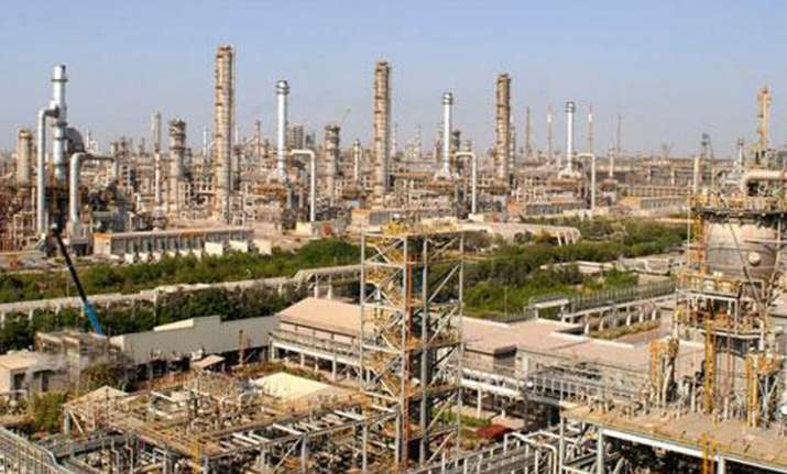 Reliance - Jamnagar Oil Refinery