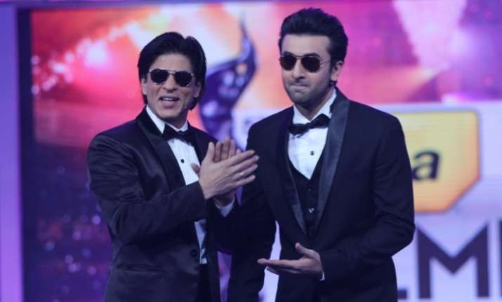 Shah Rukh and Ranbir