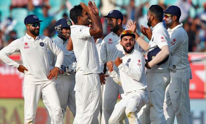 Ind vs Eng, 2nd Test: India beat England by 246 runs, lead