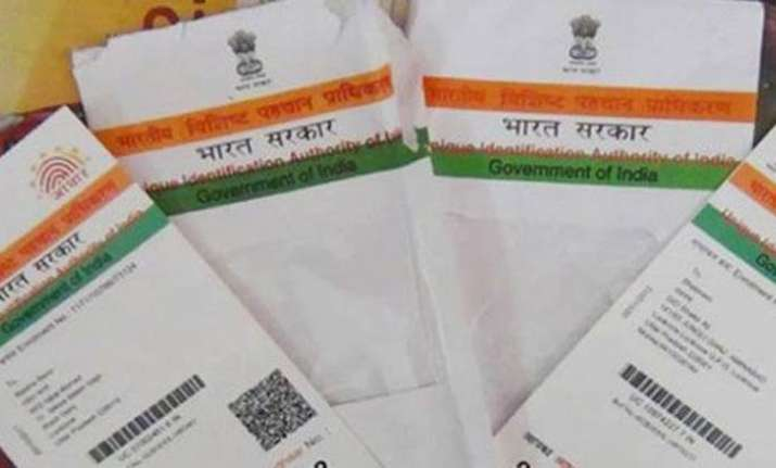 Aadhaar to be mandatory for income tax returns, PAN card