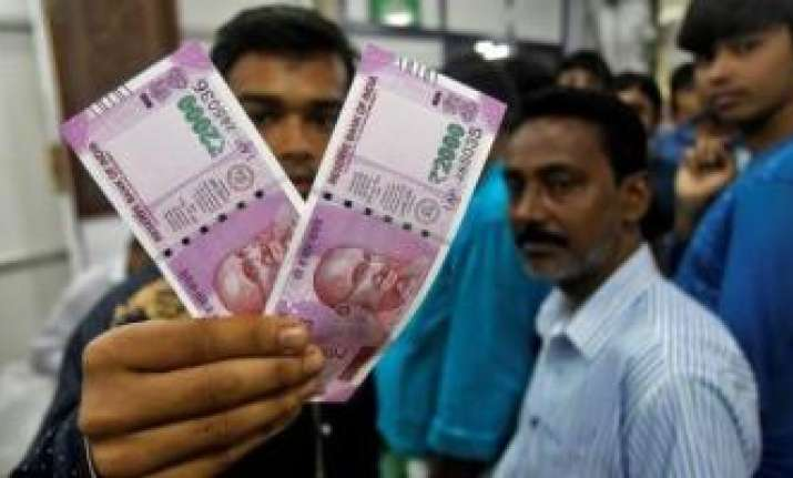 Rs 5,000 crore withdrawn from Jan Dhan accounts post note