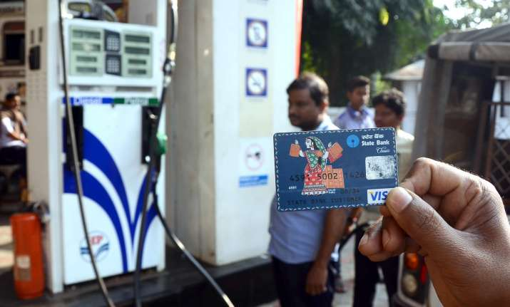 Petrol pumps to not accept card payments from tomorrow