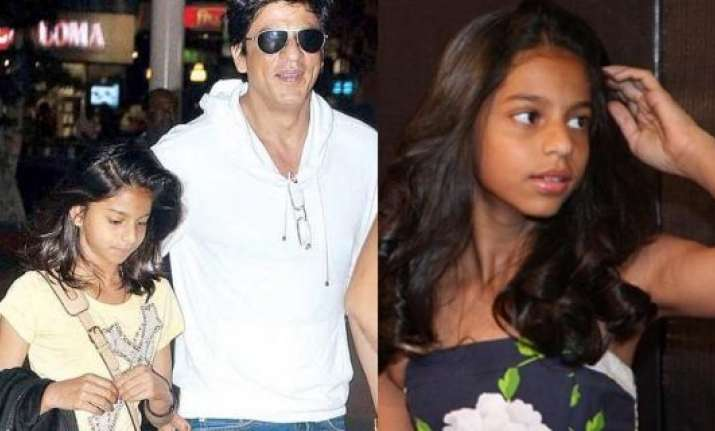 When SRK's angel Suhana Khan set the stage on fire, watch