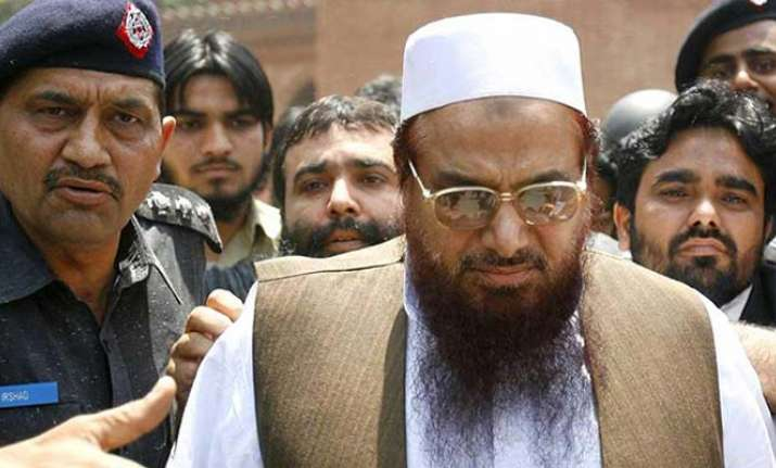 After house arrest, Hafiz Saeed placed on Pakistan's Exit