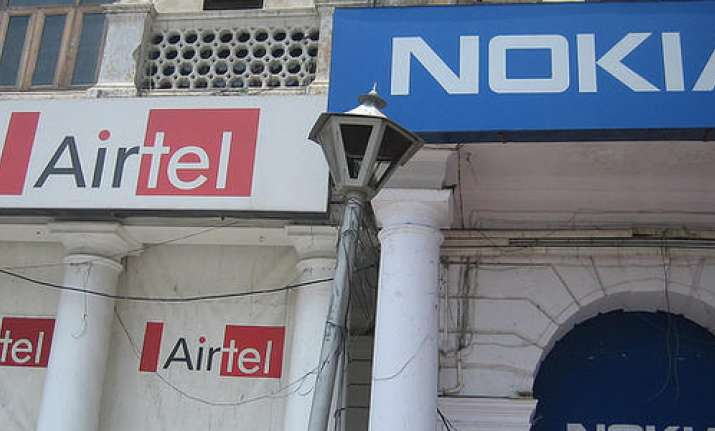 Nokia, Airtel join hands on 5G, Internet of Things