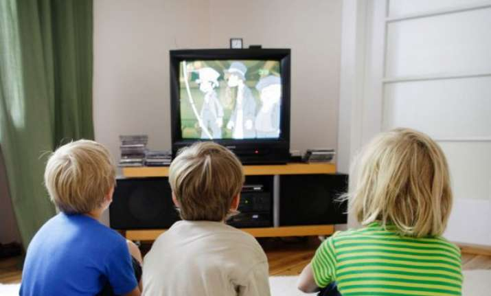 Here's why you shouldn't let your kids watch TV for