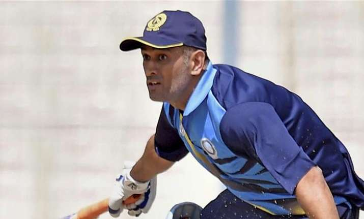 Narrow escape for MS Dhoni as he survives hotel fire in